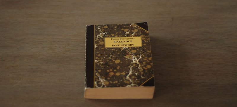 """Fiodor Dostojewski, """"Białe noce i inne utwory"""", Wydawnictwo Puls, 1992"""