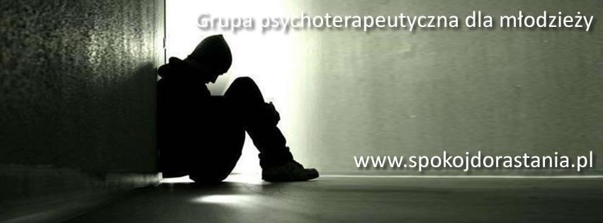 Grupa psychoterapeutyczna dla młodzieży